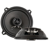 5.25-Inch Premium Ultra-thin Ford Escort Front Door Replacement Speakers-RetroSound