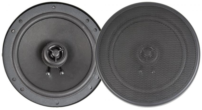 6.5-Inch Standard Series Honda Prelude Front Door Replacement Speakers-RetroSound