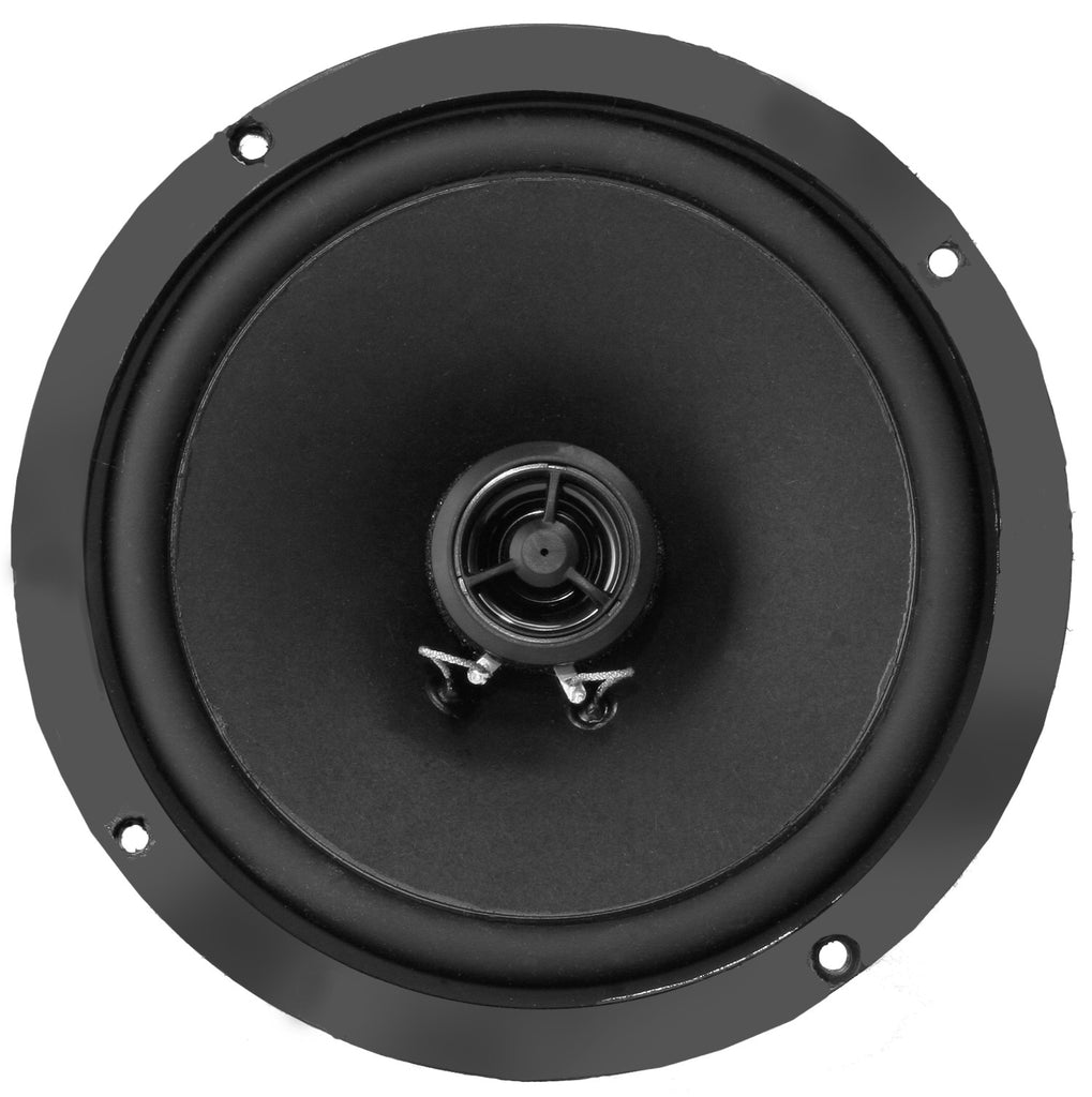 6.5-Inch Premium Ultra-thin GMC Safari Front Door Replacement Speakers-RetroSound