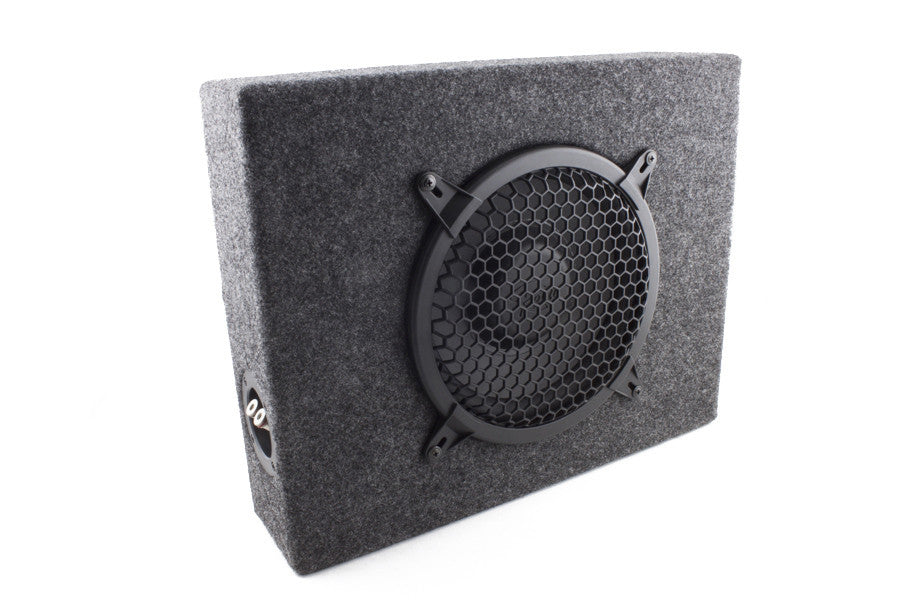 Flat 9-inch Subwoofer with Sealed MDF Enclosure