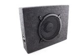 Flat 8-inch Subwoofer with Sealed MDF Enclosure-RetroSound