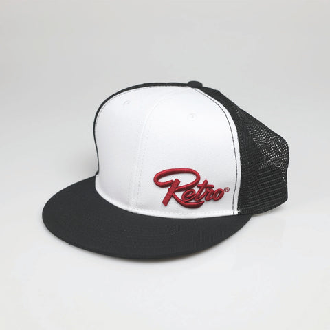 Official Retro Logo Trucker Cap-RetroSound