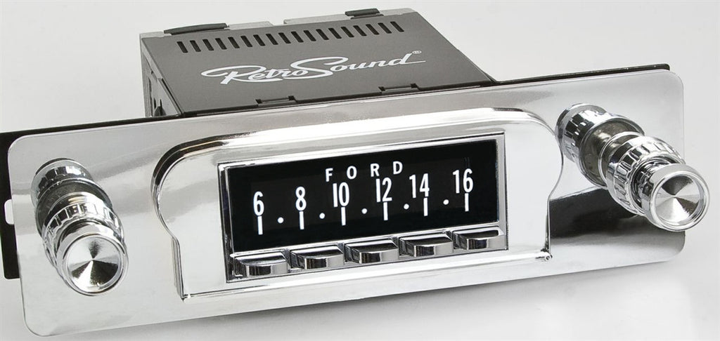Ford Logo Radio Screen Protectors-RetroSound