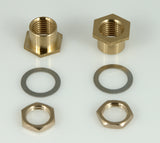 Brass Collar Nut Kit-RetroSound