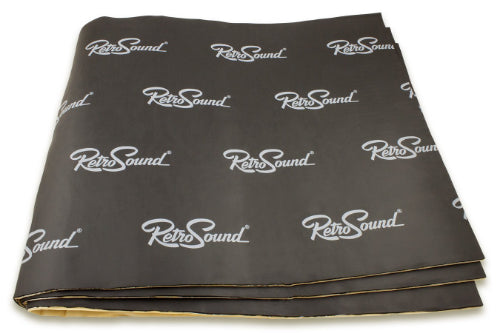 RetroMat<sup>®</sup> Sound Dampening (10 sq ft)-RetroSound