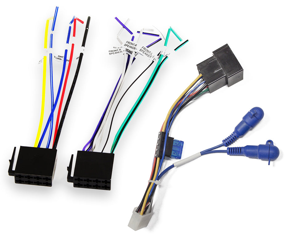 Replacement Wiring Harnesses-RetroSound