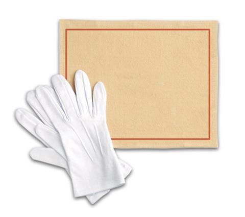 Cloth and Gloves