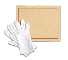 Jewelers Cloth & Gloves