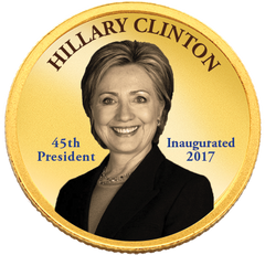 Clinton Medallion