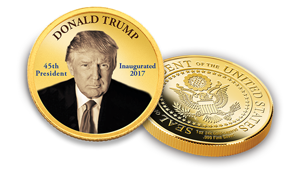 Trump Medallion