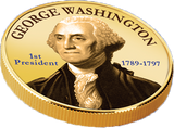 Washington Medallion