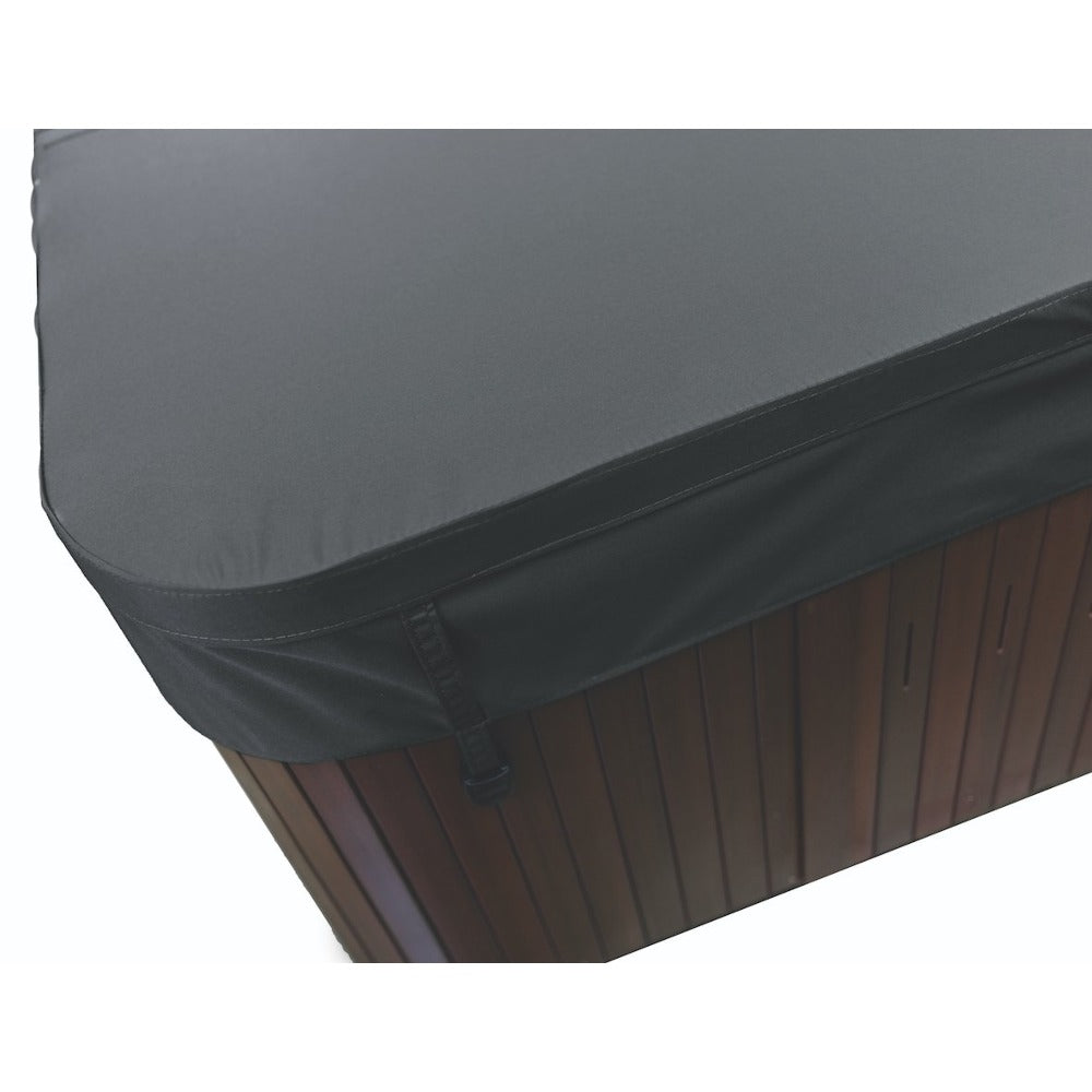 Black Hot Tub Cover for the J-425