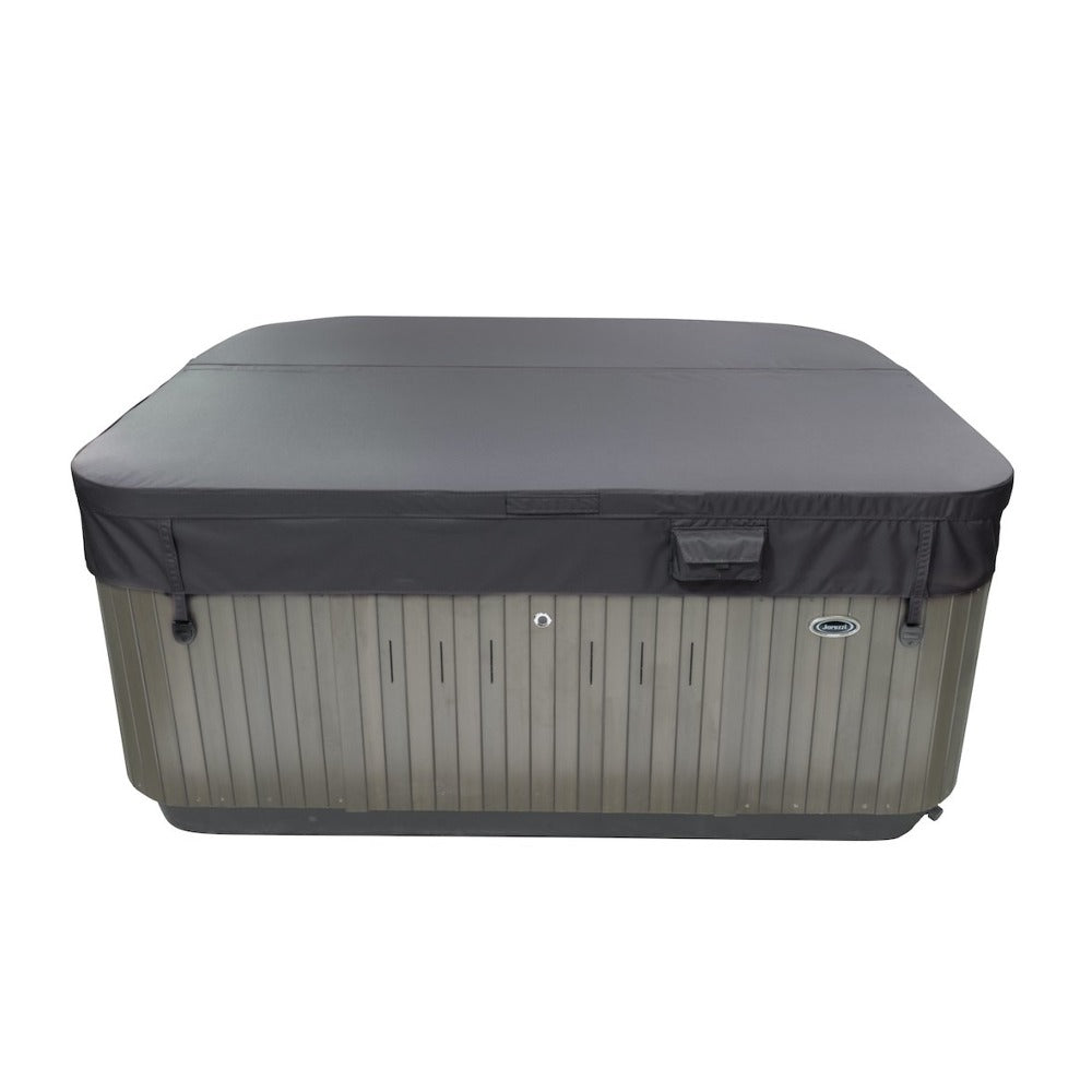 Grey Hot Tub Cover for the J-425