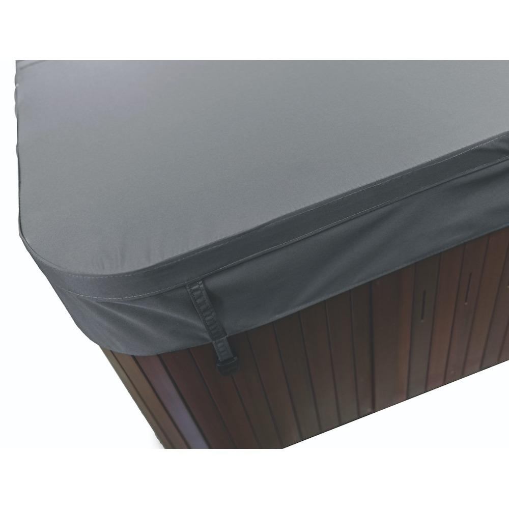 Hot Tub Cover with Fastener for the J-425