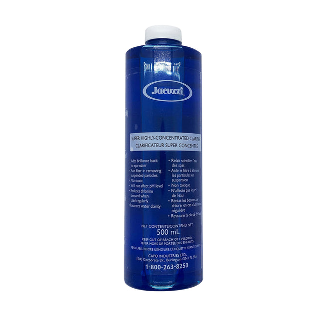 Jacuzzi Spa Clear 500mL