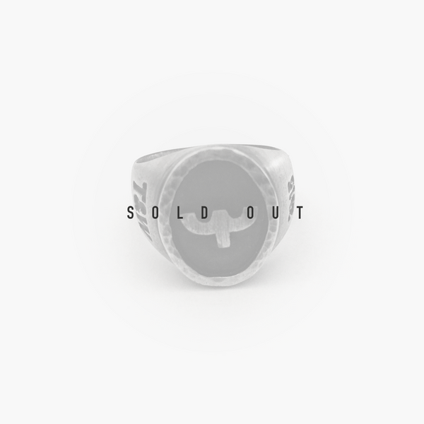 LOCK & LOAD - Man Ring - Silver 925