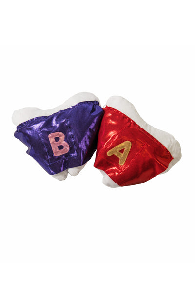 Superhero Tooth Pillows