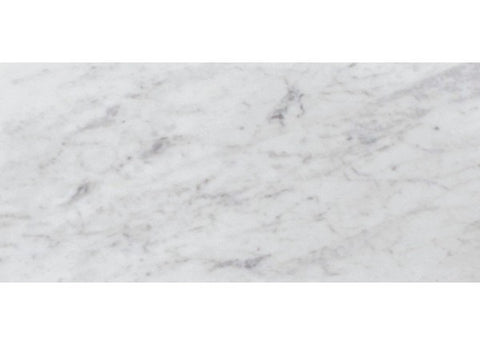 "Bianco Carrara Polished 6""x12"""
