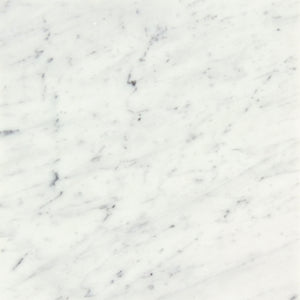 "Bianco Carrara Polished 6""x6"""