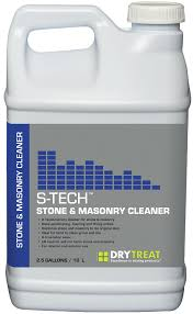 Dry Treat-S Tech Stone, Tile, Grout, & Masonry Cleaner- QT