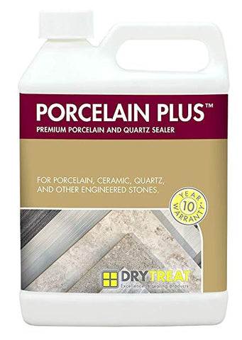Dry Treat- Porcelain Plus (Porcelain & Quartz Sealer)- QT