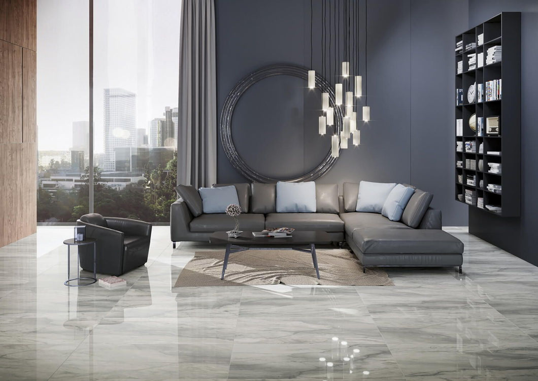 Venus Grey Collection (Multiple Sizes/Finishes Available)