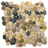 Bati Orient- GAMA04 Mixed Polished Pebble