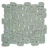 Bati Orient- PIGR30 Light Grey Reconstituted Sliced Pebble
