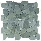Bati Orient- PIGR34 Grey XL Reconstituted Sliced Pebble