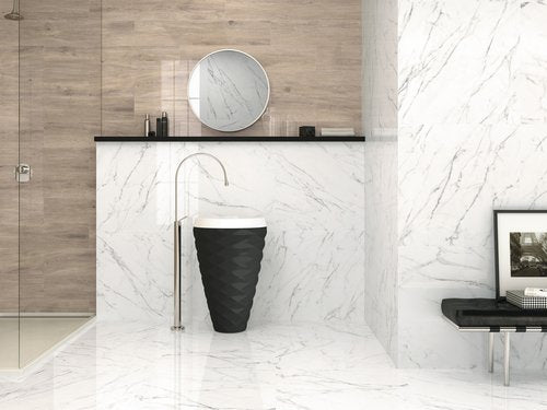 APE- Quintessence Premium Polished & Rectified Wood Tile 9