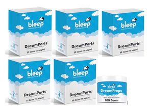 Bleep - DreamPort UPGRADED Quarterly Bundle