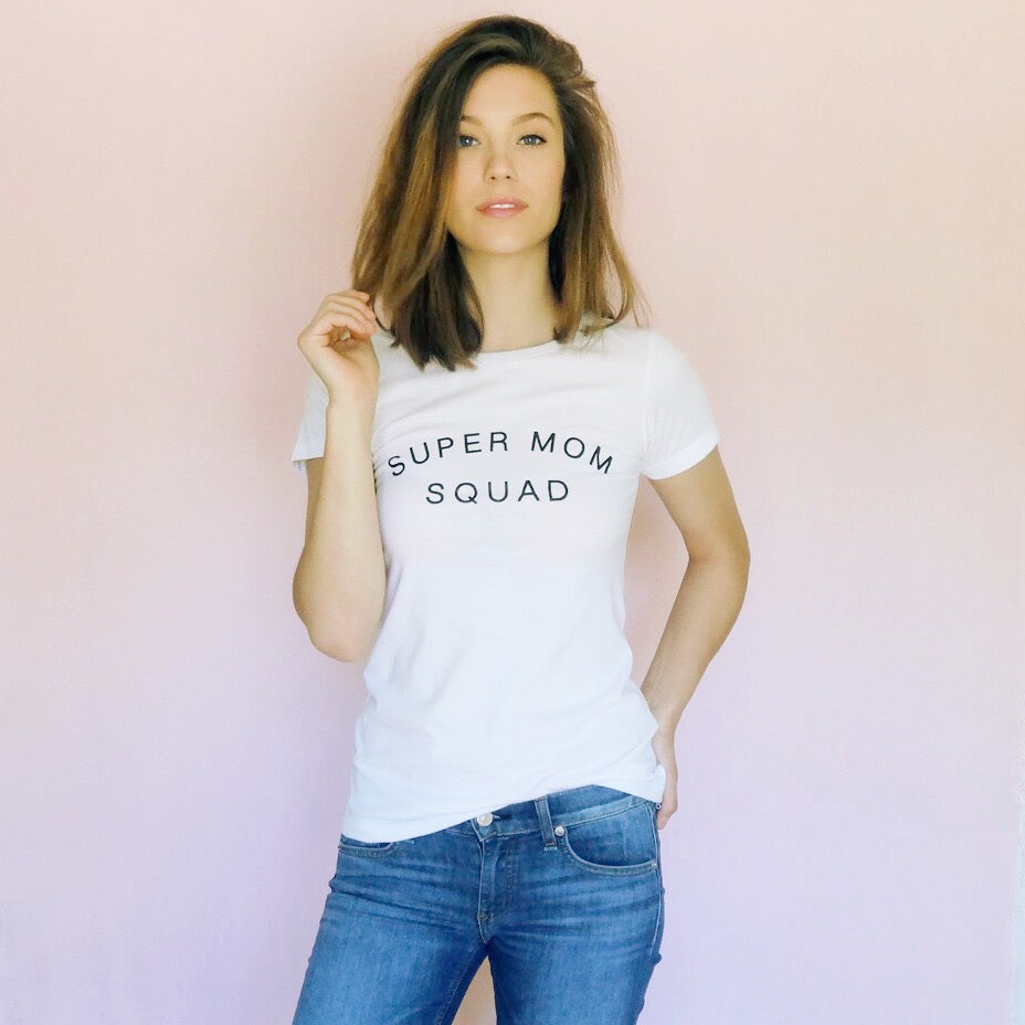 Super Mom Squad Tee