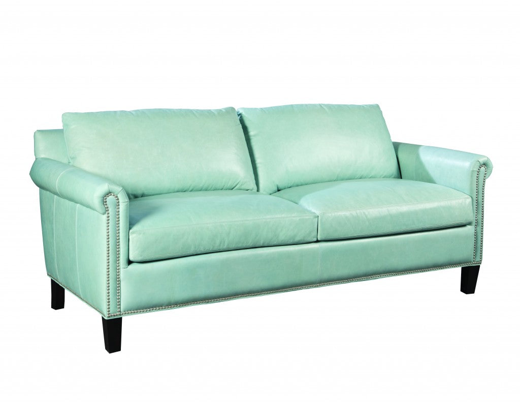 Palatial Leather Belle Sofa 152001