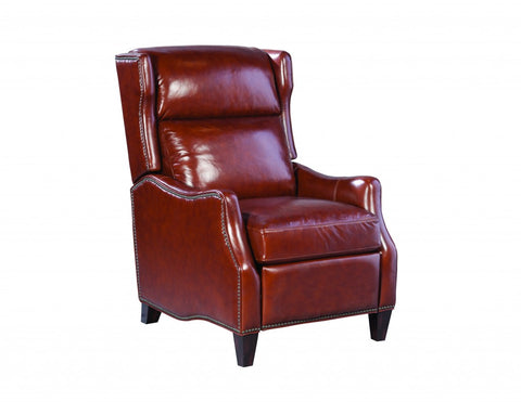 Palatial Leather Brent Recliner Chair 169208