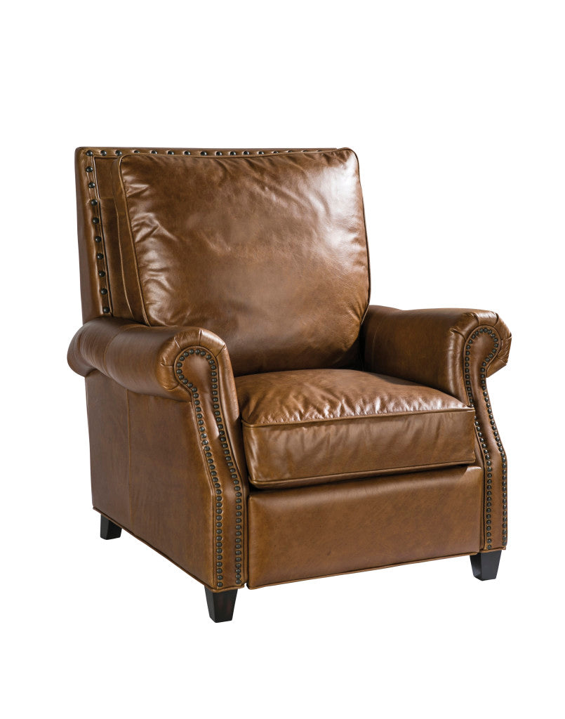 Palatial Leather Brody Recliner Chair 169308