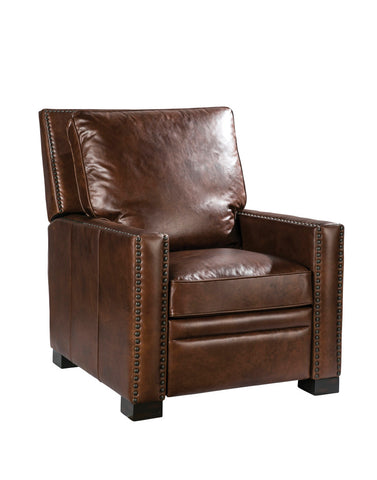 Palatial Leather Britt Recliner Chair 169408