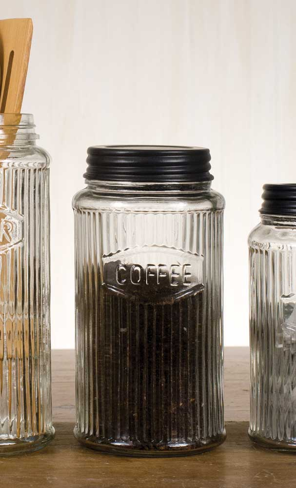 Sale! Hoosier Coffee Jar