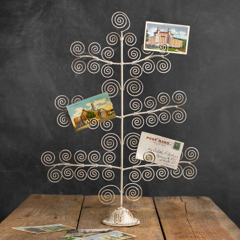 Whimsical Photo Tree