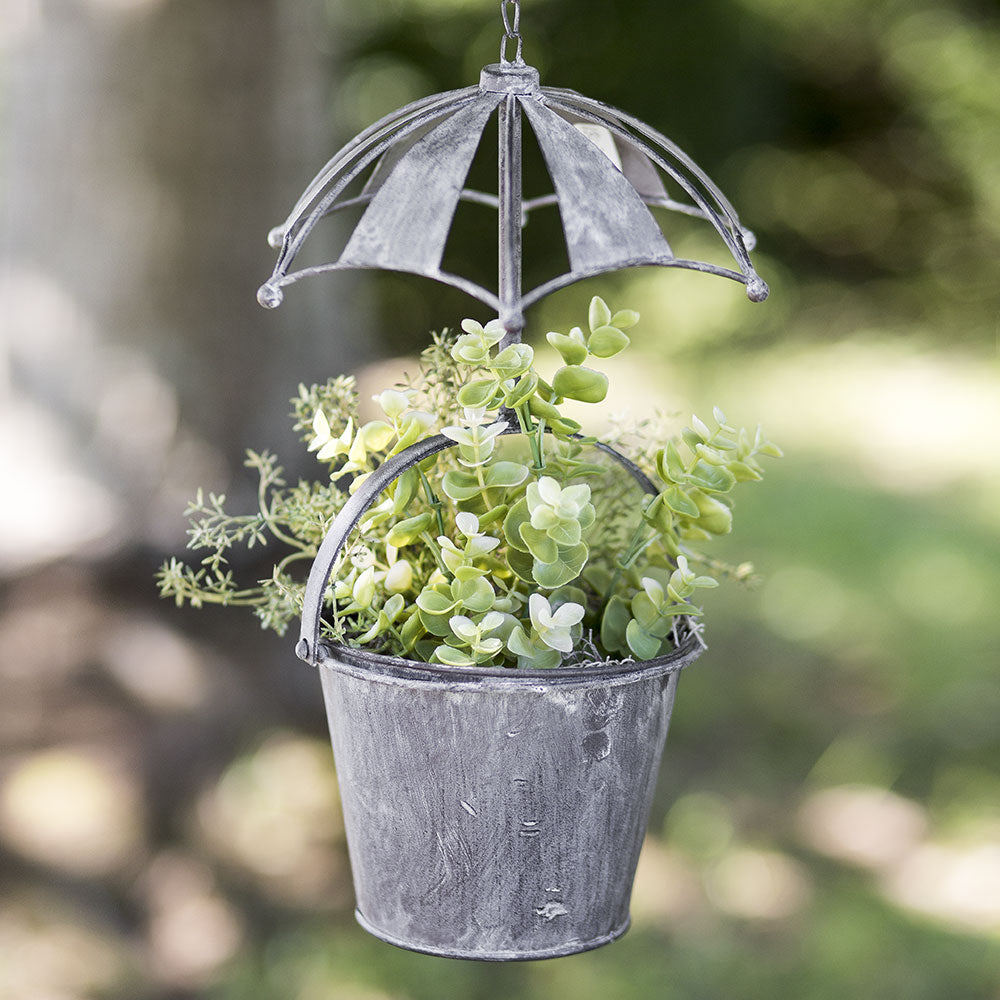 Hanging Umbrella Planter