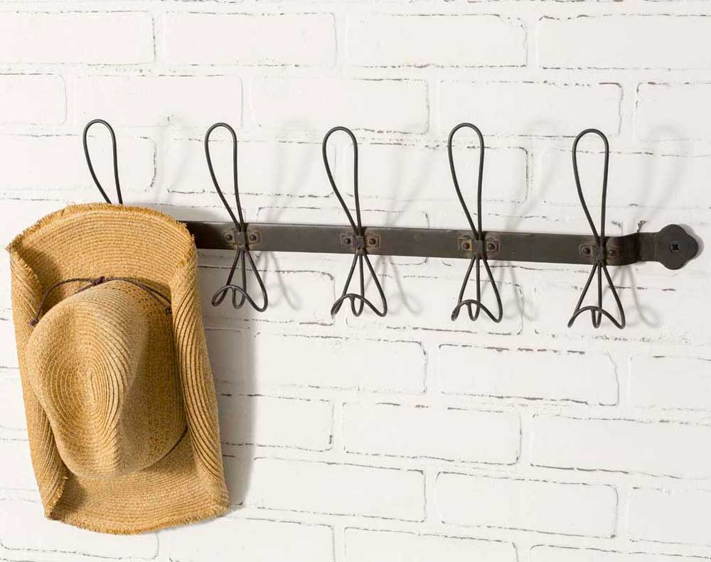 Sale! Brooklyn Black Coat Rack