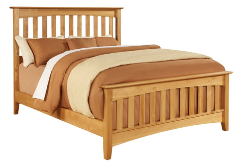 Mastercraft Cochrane Contempo Eastern King Slat Bed 5304-EK 3-1/3-2/3-3