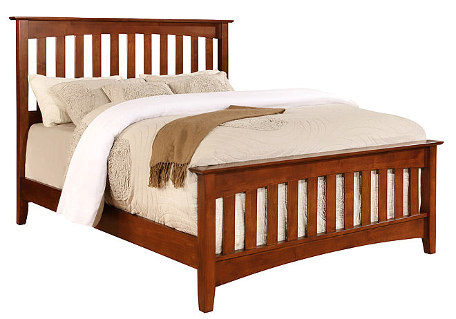 Mastercraft Cochrane Contempo II Eastern King Slat Bed 5404-EK 3-1/3-2/3-3