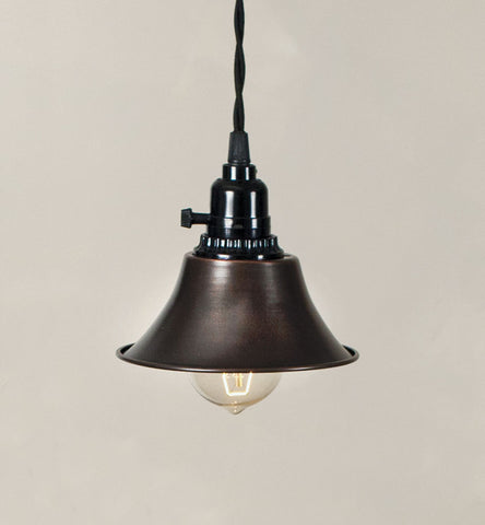 Tavern Pendant Lamp - Aged Copper TN 930025C