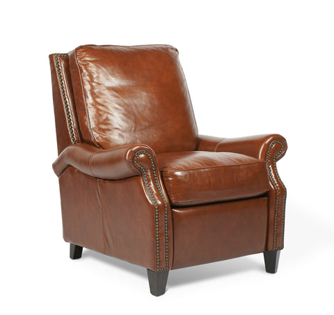 Palatial Leather Brighton Recliner