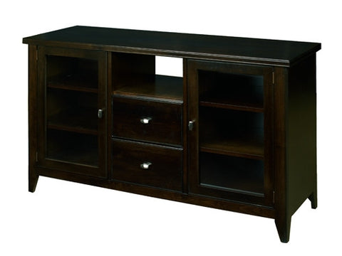 A. A. Laun Tribeca Entertainment Console, 2 Drawers 2359