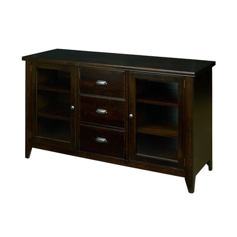 A. A. Laun Metropolitan Entertainment Console, 3 Drawer 6359-X