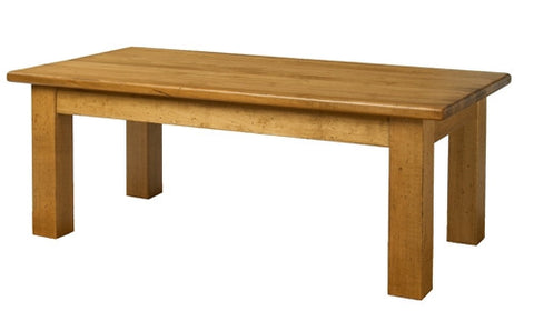 A. A. Laun Field Modern Rectangle Cocktail Table 7600