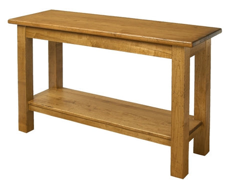 A. A. Laun Field Modern Condo Console Table 7609