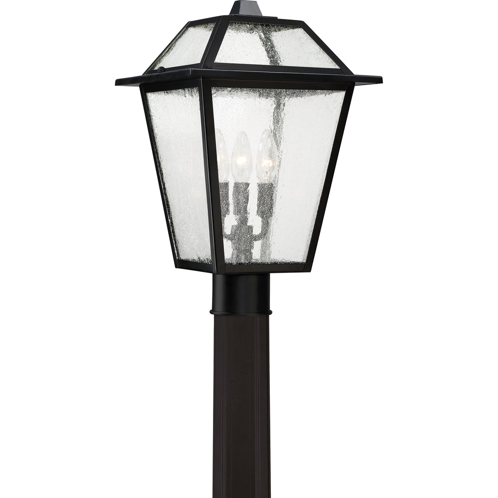 Black Ridge Outdoor Lantern