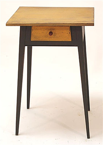 Lawrence Crouse One Drawer End Table